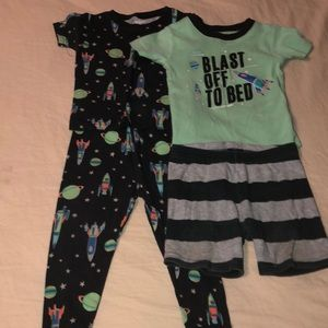 Carters Toddler Boy Pajamas
